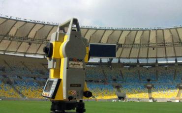 Geomax buduje obiekty olimpijskie RIO 2016