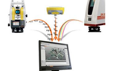 Nowe zintegrowane rozwiązanie dla GeoMax Skaner 3D