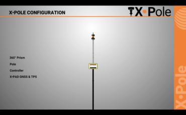 GeoMax X-Pole