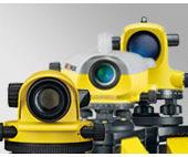 Niwelatory optyczne i kodowe