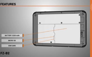 GeoMax FZ B2 Tablet