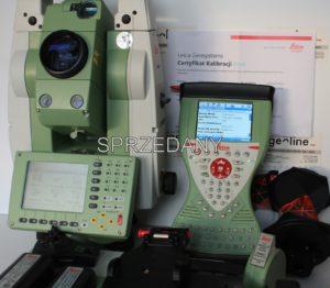 Leica Tachimetr robotyczny