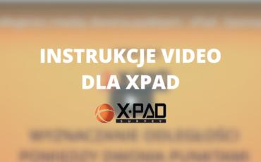 Instrukcje dla xPada