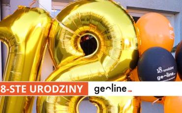 18-ste urodziny Geoline