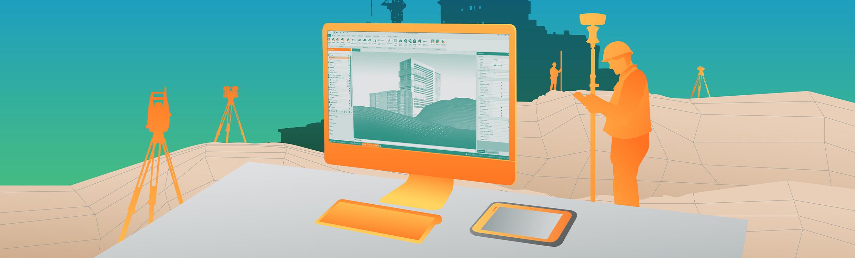 GeoMax Office Fusion – wszystkie dane geoprzestrzenne w jednym miejscu